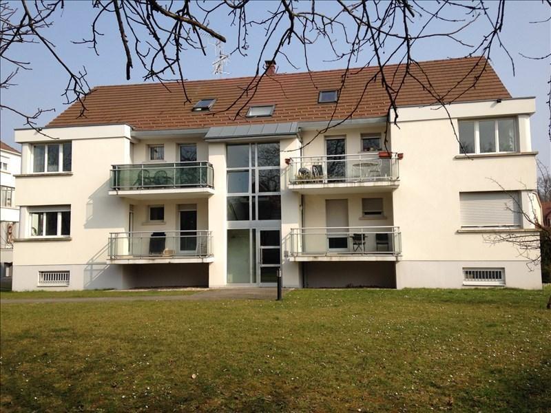 Location appartement Strasbourg 1110€ CC - Photo 1