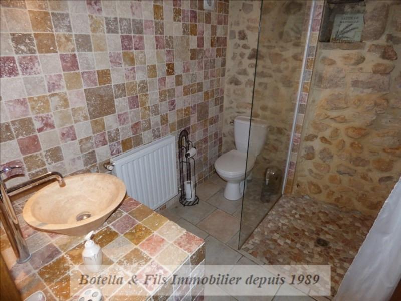 Vente maison / villa Barjac 309900€ - Photo 7