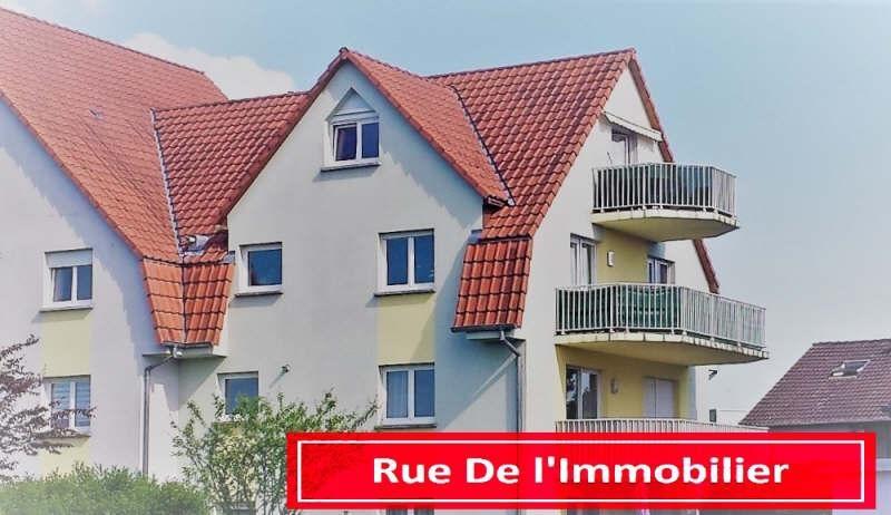 Sale apartment Dachstein 165075€ - Picture 1