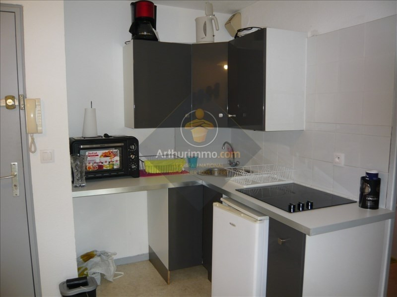 Location appartement Sete 450€ CC - Photo 1