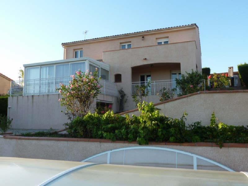 Sale house / villa Aussonne 449000€ - Picture 1