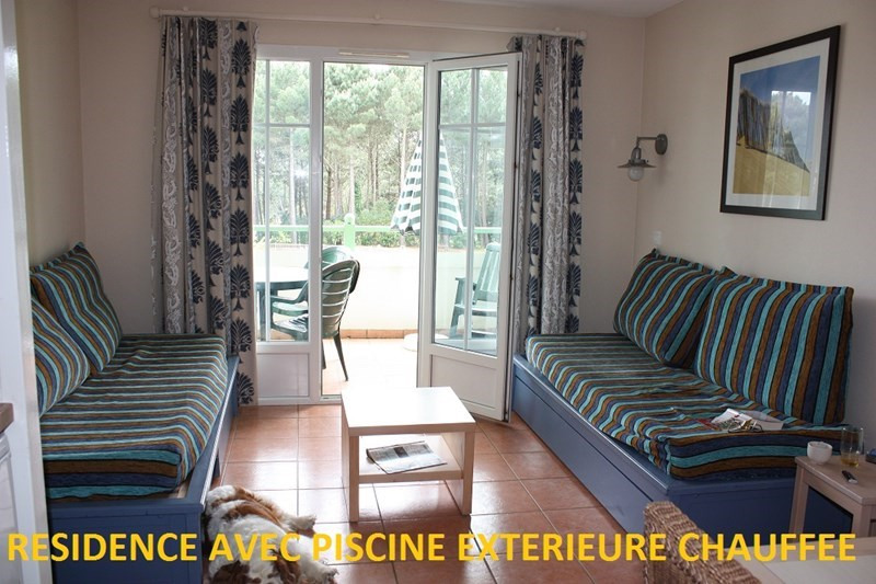 Location vacances appartement Lacanau-ocean 395€ - Photo 2