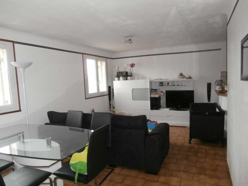 Rental apartment Saint chamas 675€ CC - Picture 2