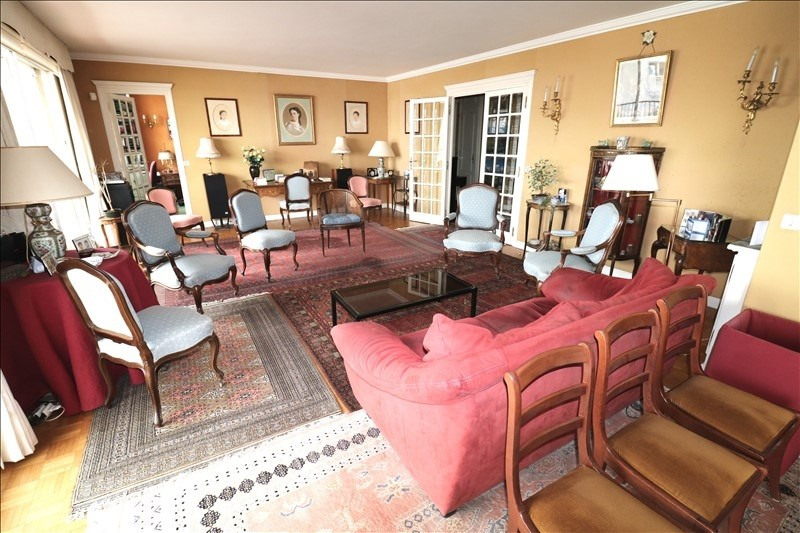 Deluxe sale apartment Versailles 1 197 000€ - Picture 1