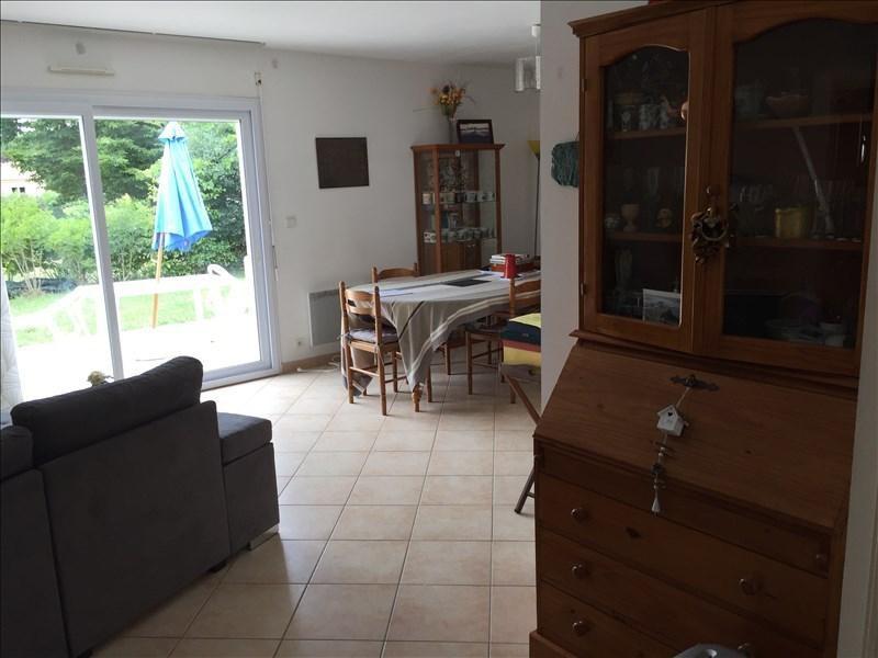 Vente maison / villa Fontaine le comte 210000€ -  9