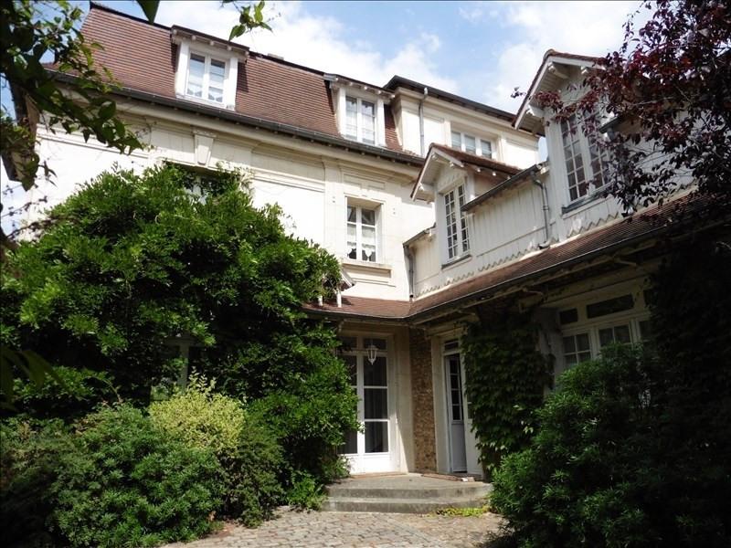Location maison / villa Orgeval 5500€ CC - Photo 1