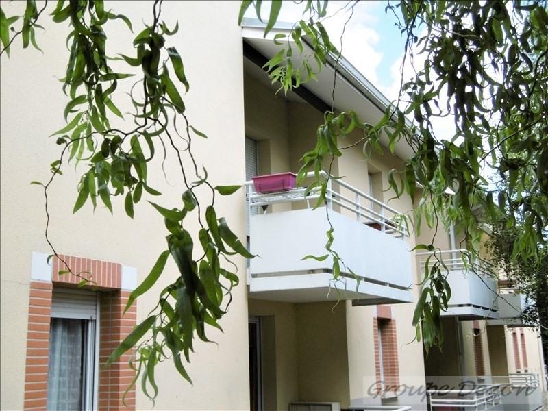 Produit d'investissement appartement Aucamville 95000€ - Photo 1