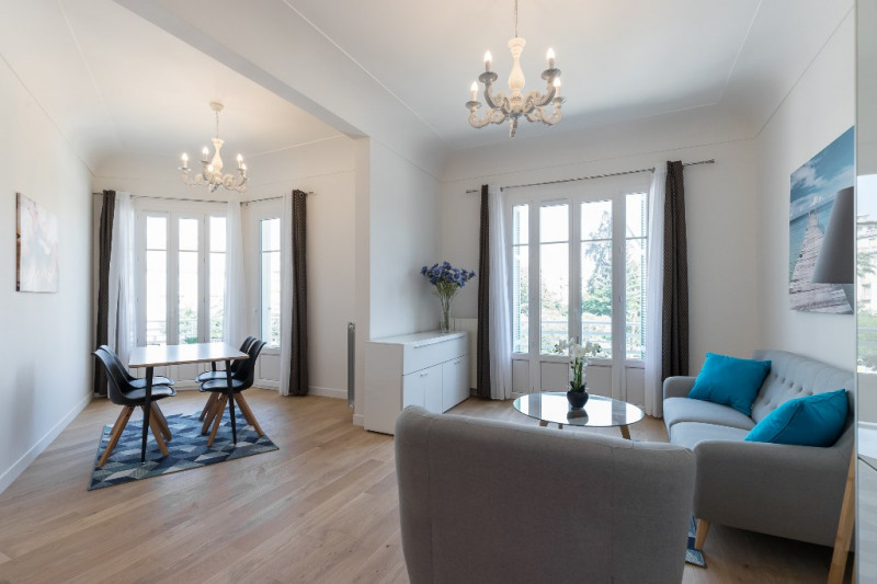 Deluxe sale apartment Nice 790 000€ - Picture 4