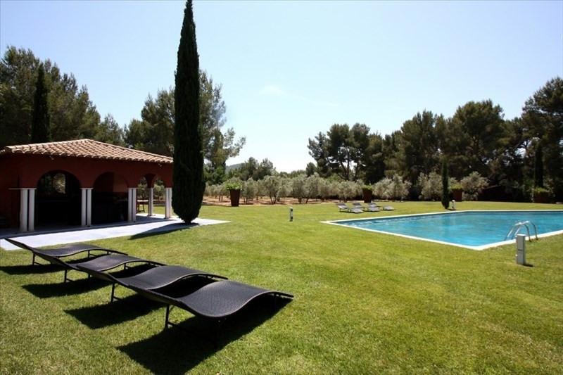Deluxe sale house / villa Ventabren 750000€ - Picture 4
