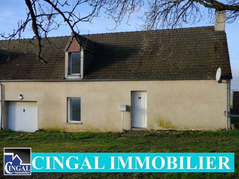 Sale house / villa Thury harcourt 160900€ - Picture 1
