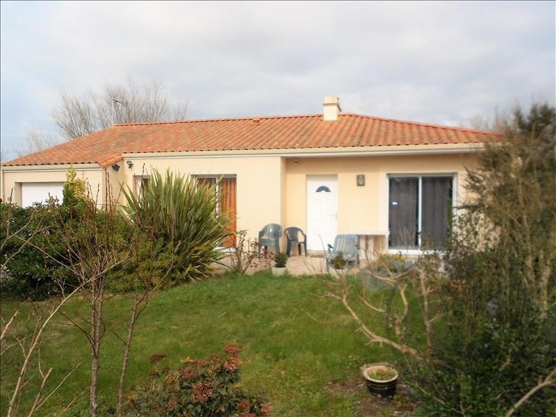 Sale house / villa St jean de monts 230000€ - Picture 2