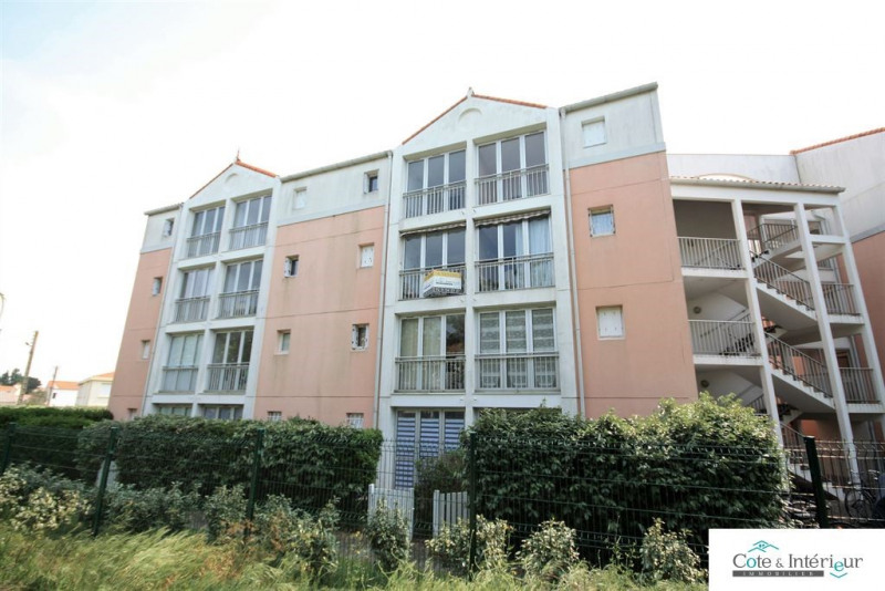 Sale apartment Les sables d olonne 95 000€ - Picture 11