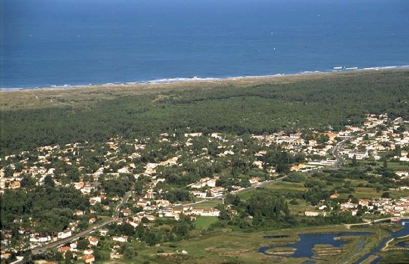 Vente terrain Le grand village plage 95400€ - Photo 1