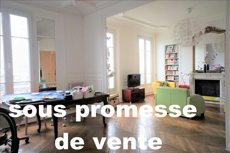Sale apartment Bois colombes 580 000€ - Picture 1