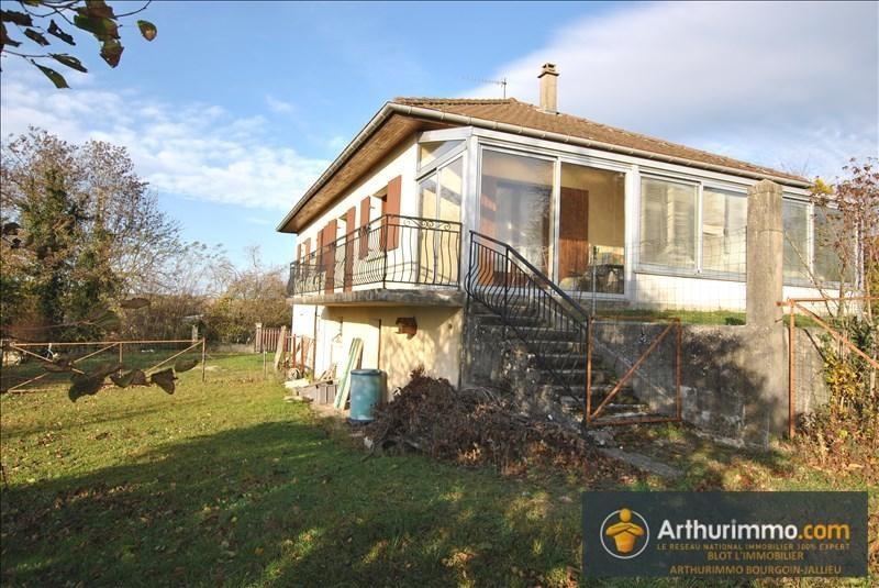 Vente maison / villa Bourgoin jallieu 215000€ - Photo 2