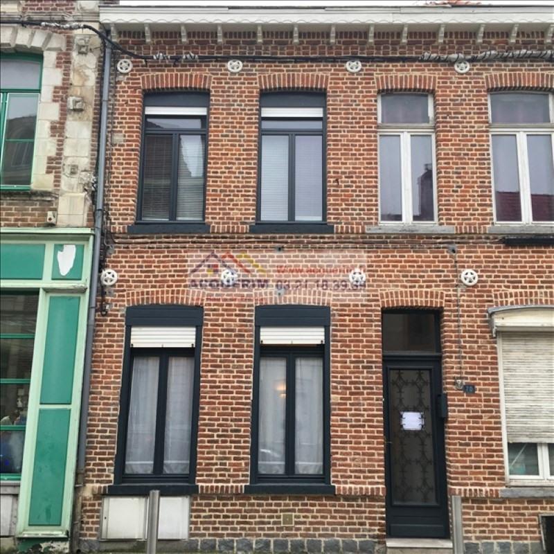 Sale house / villa Carvin 137000€ - Picture 1
