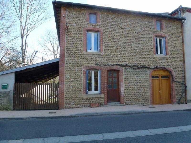 Sale house / villa St christophe et le laris 160000€ - Picture 16