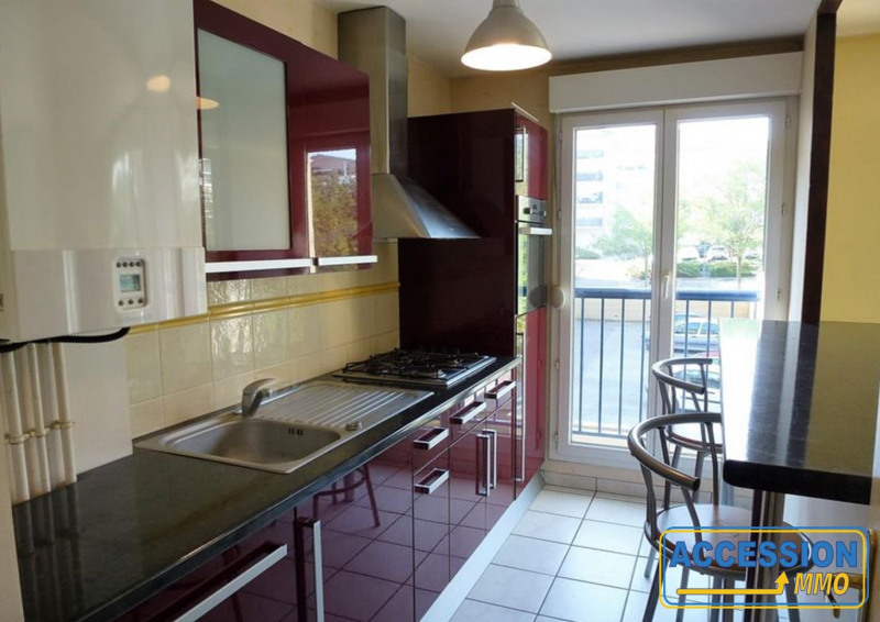 Sale apartment Dijon 127 000€ - Picture 2