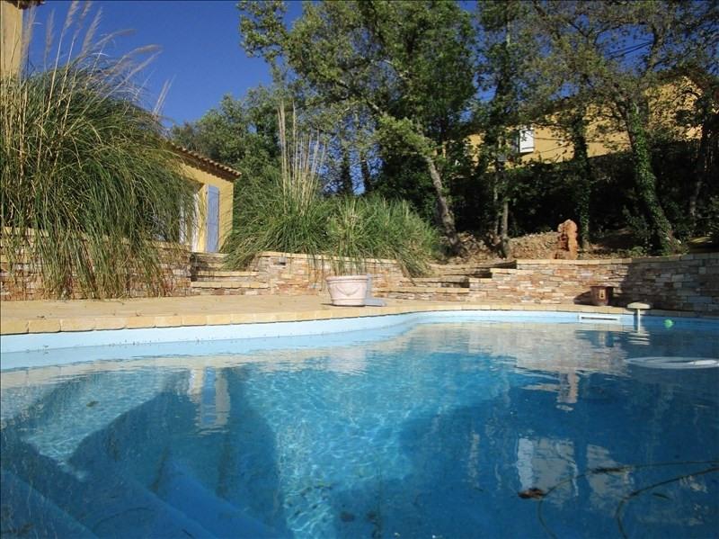 Sale house / villa Forcalqueiret 429000€ - Picture 1