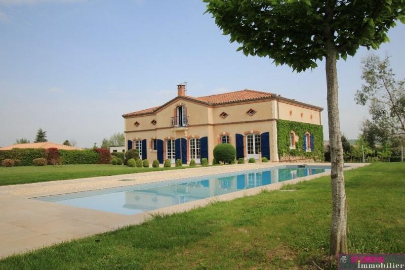 Deluxe sale house / villa Quint fonsegrives 10 minutes 940000€ - Picture 1