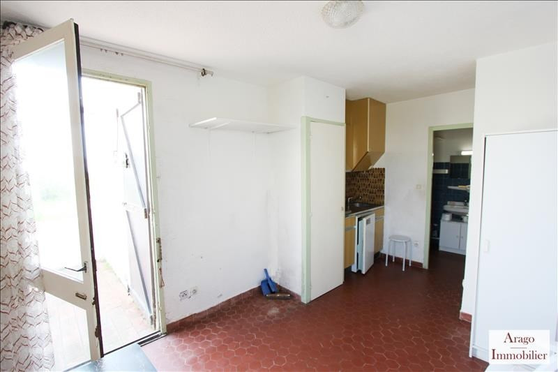 Vente appartement Le barcares 47 700€ - Photo 4