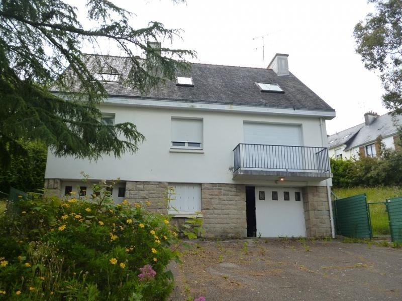 Vente maison / villa Douarnenez 189000€ - Photo 1