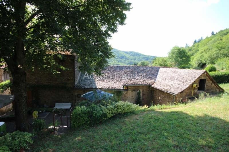 Sale house / villa Montirat 212000€ - Picture 1