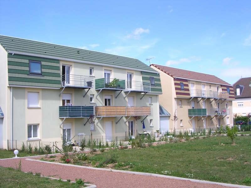 Rental apartment Auxerre 544€ CC - Picture 2