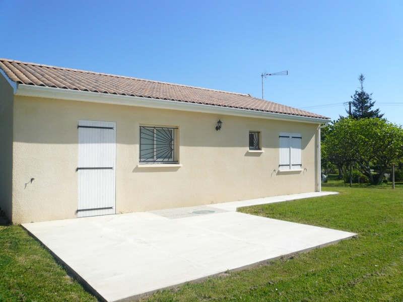 Rental house / villa St mariens 663€ CC - Picture 1