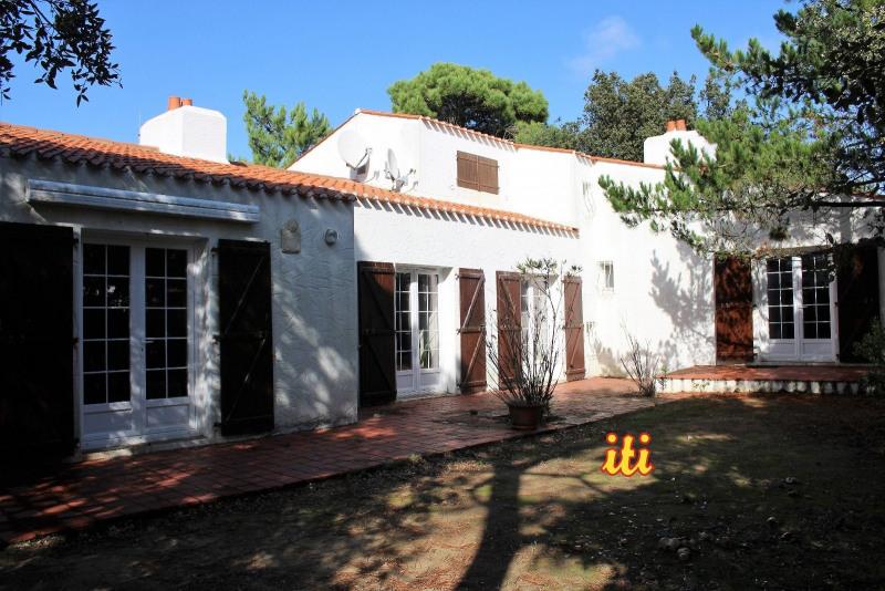 Sale house / villa Chateau d olonne 542000€ - Picture 1
