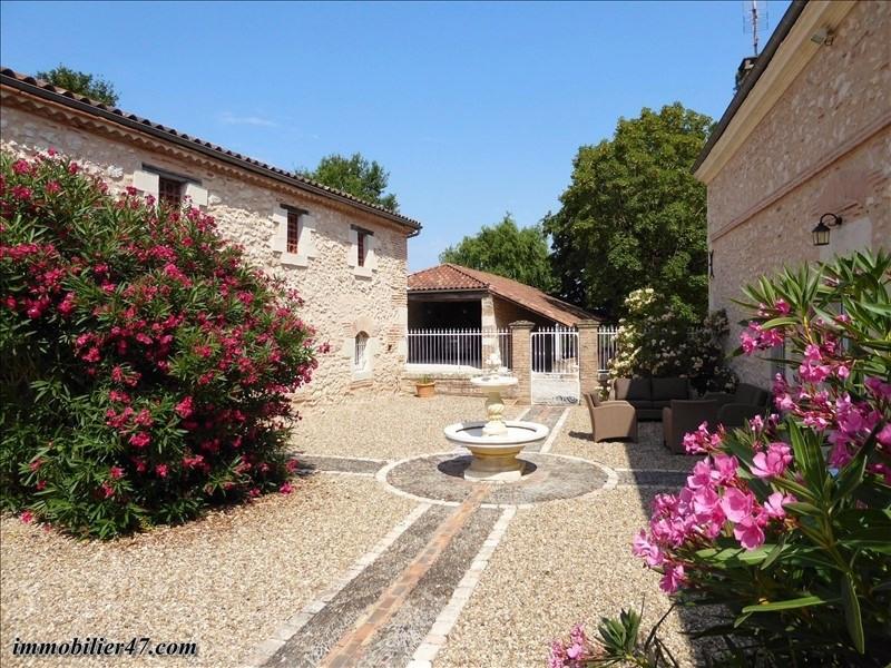 Deluxe sale house / villa Castelmoron sur lot 535000€ - Picture 4