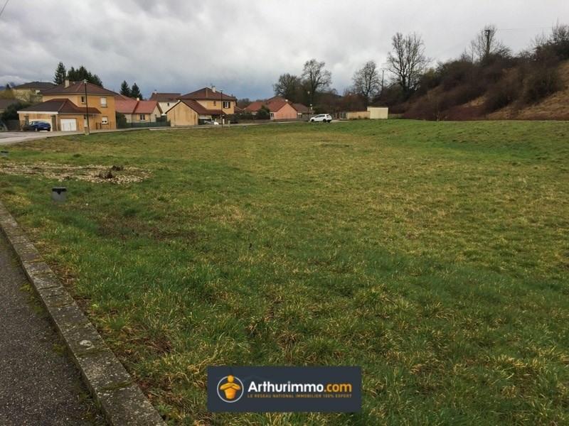 Sale site Montalieu vercieu 53300€ - Picture 1