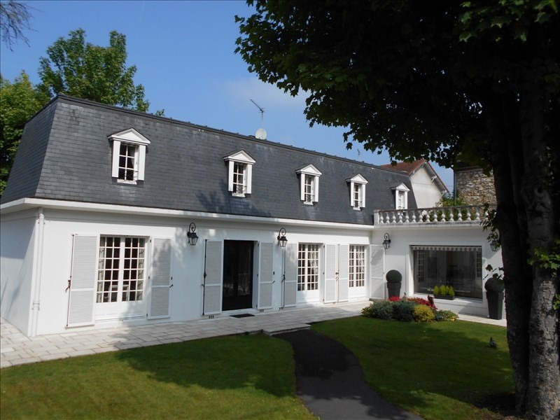 Vente maison / villa Montlignon 950000€ - Photo 1