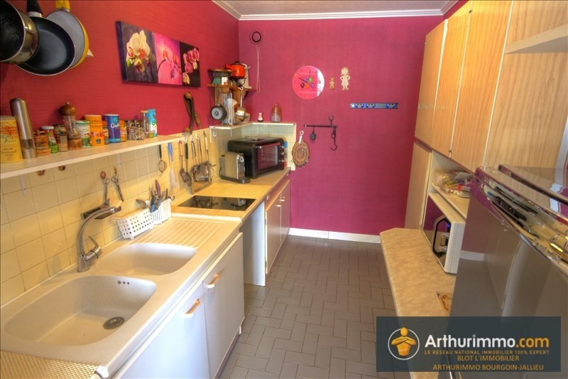 Sale apartment Bourgoin jallieu 138000€ - Picture 2