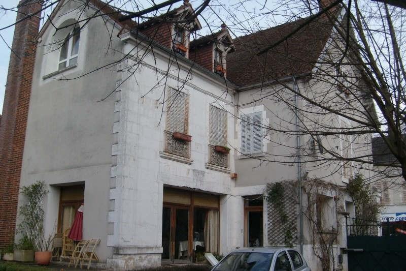 Sale house / villa Neuvy sur loire 265000€ - Picture 1