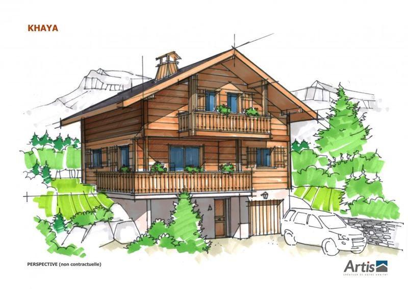 Maison  600 m² Mâcot-la-Plagne par Artis