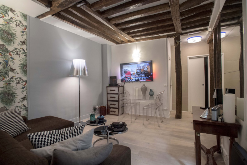 Vente appartement Paris 3ème 535 000€ - Photo 2