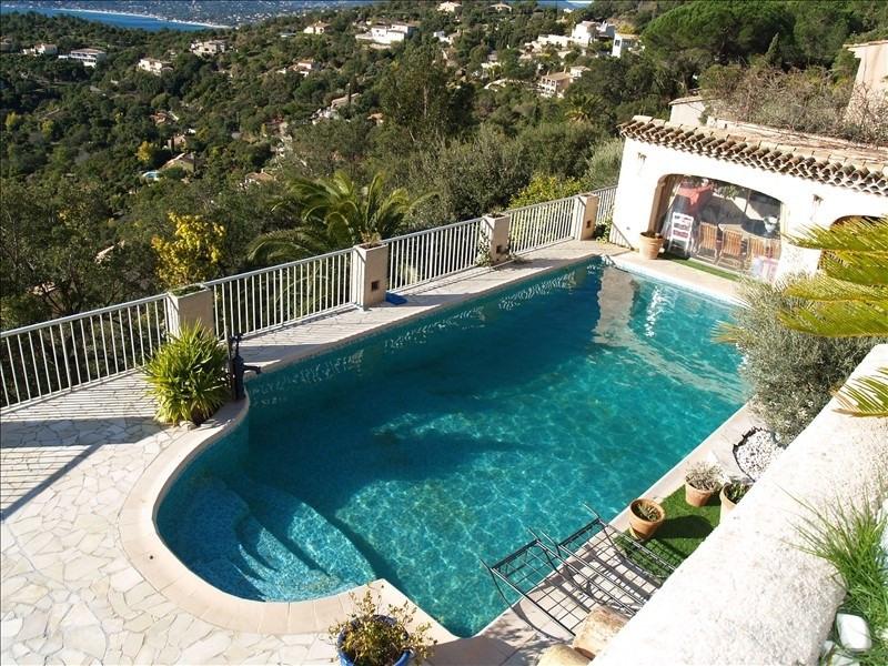 Vente de prestige maison / villa Les issambres 1680000€ - Photo 12
