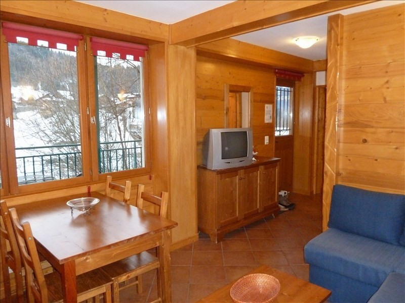Sale apartment Morzine 209000€ - Picture 3
