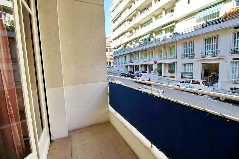 Rental apartment Nice 750€ CC - Picture 7