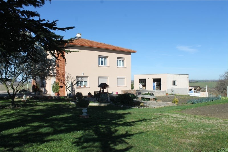 Sale house / villa St orens (15 mn) 399000€ - Picture 2