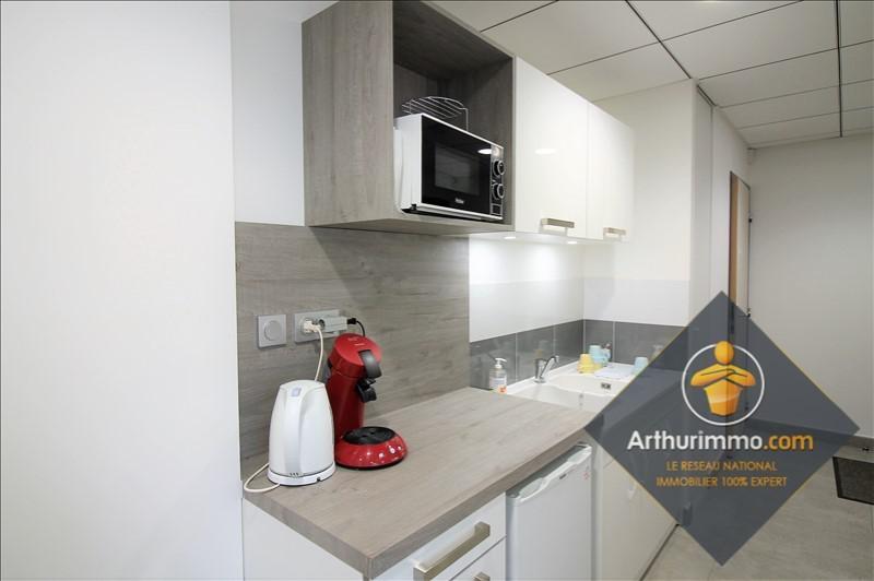 Rental apartment Tignieu jameyzieu 440€ CC - Picture 1
