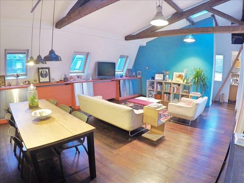 Deluxe sale apartment Paris 10ème 1130000€ - Picture 1