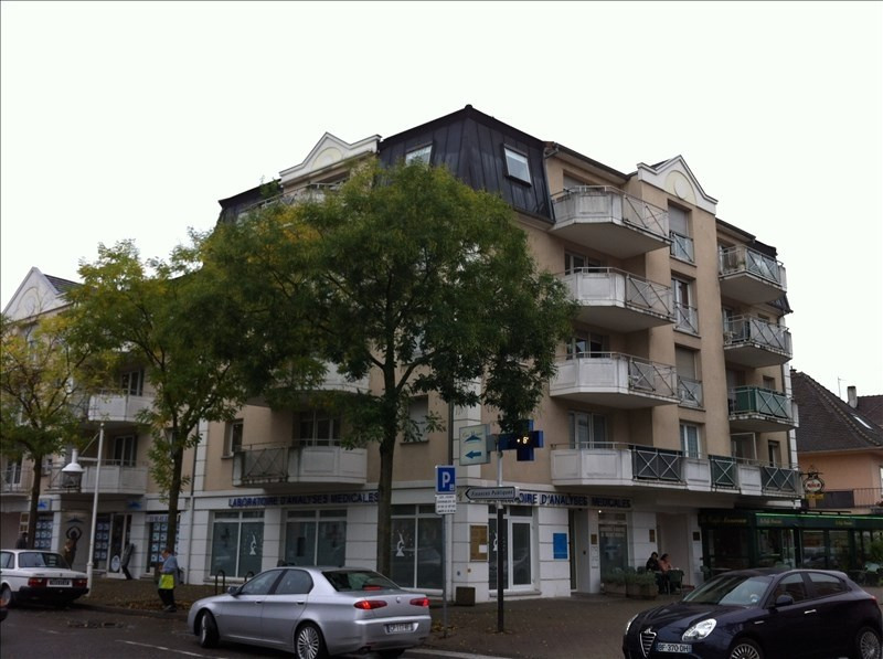 Rental apartment Illkirch graffenstaden 880€ CC - Picture 1