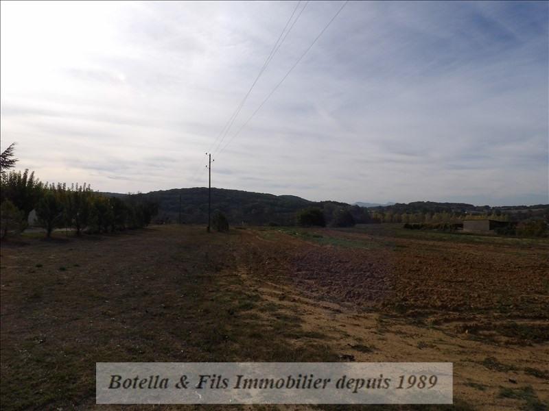 Verkoop  stukken grond Barjac 148500€ - Foto 1