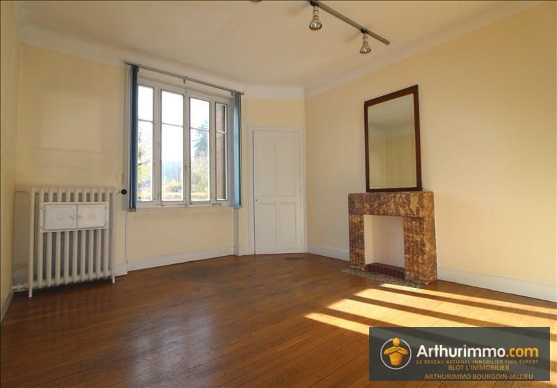 Vente maison / villa Bourgoin jallieu 268000€ - Photo 1