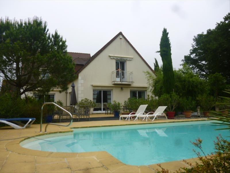 Vente de prestige maison / villa Monnaie 452000€ - Photo 1