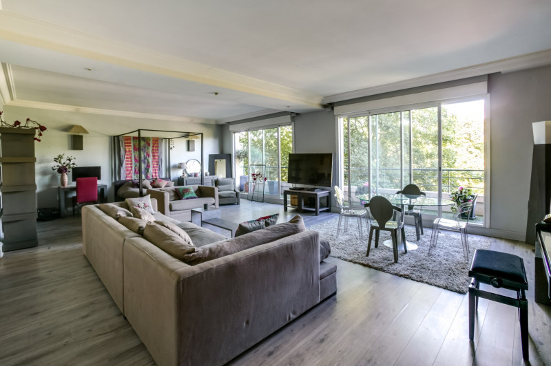 Deluxe sale apartment Neuilly-sur-seine 1 540 000€ - Picture 1