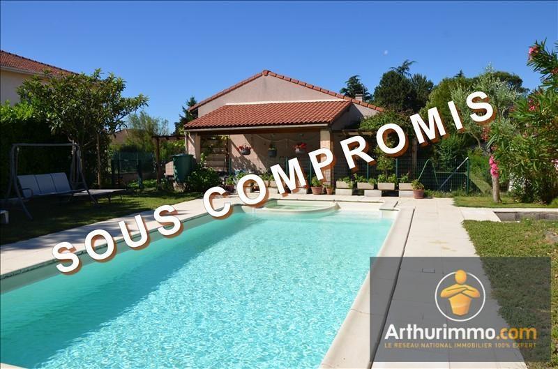 Vente maison / villa Andancette 197000€ - Photo 1