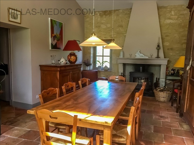 Vente maison / villa Ordonnac 440 000€ - Photo 5
